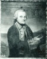 Retrato de Louis-François de FaucherLocal General de Ejércitos Navales